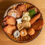 東京都港区麻布十番 麻布十番商店街:福島屋のおでん種
