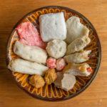 東京都北区神谷:平澤蒲鉾店のおでん種