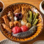 東京都杉並区阿佐谷南 阿佐谷パールセンター商店街:蒲重蒲鉾店のおでん種