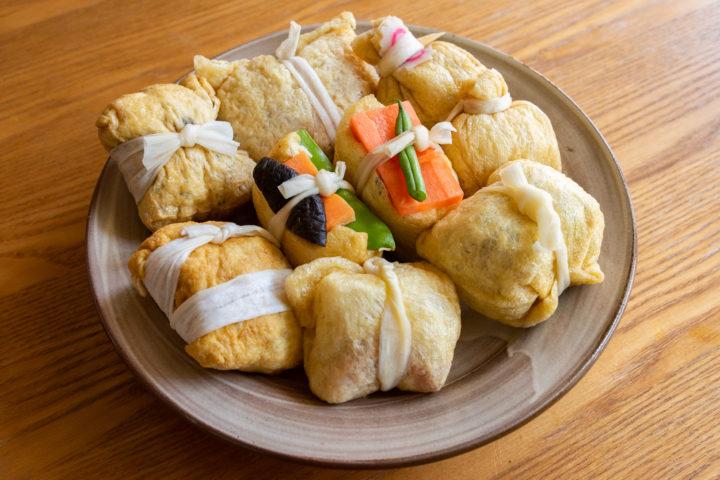 東京のおでん種やさんの袋詰