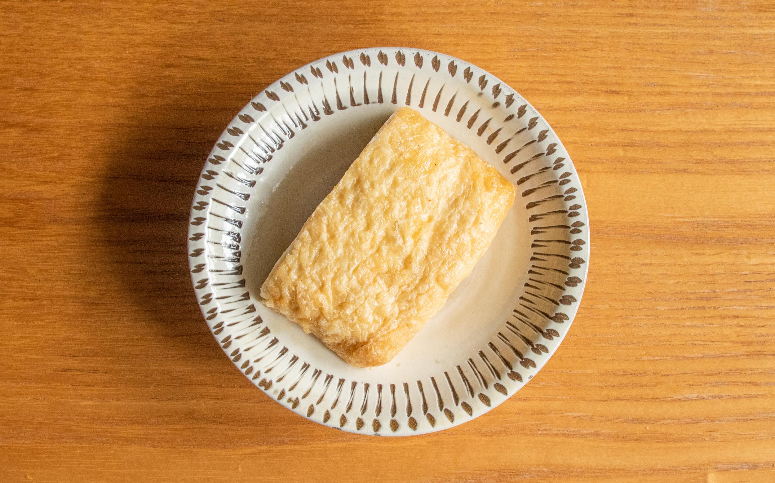 後藤蒲鉾店(品川区 戸越)おでん種:カニチーズいなり