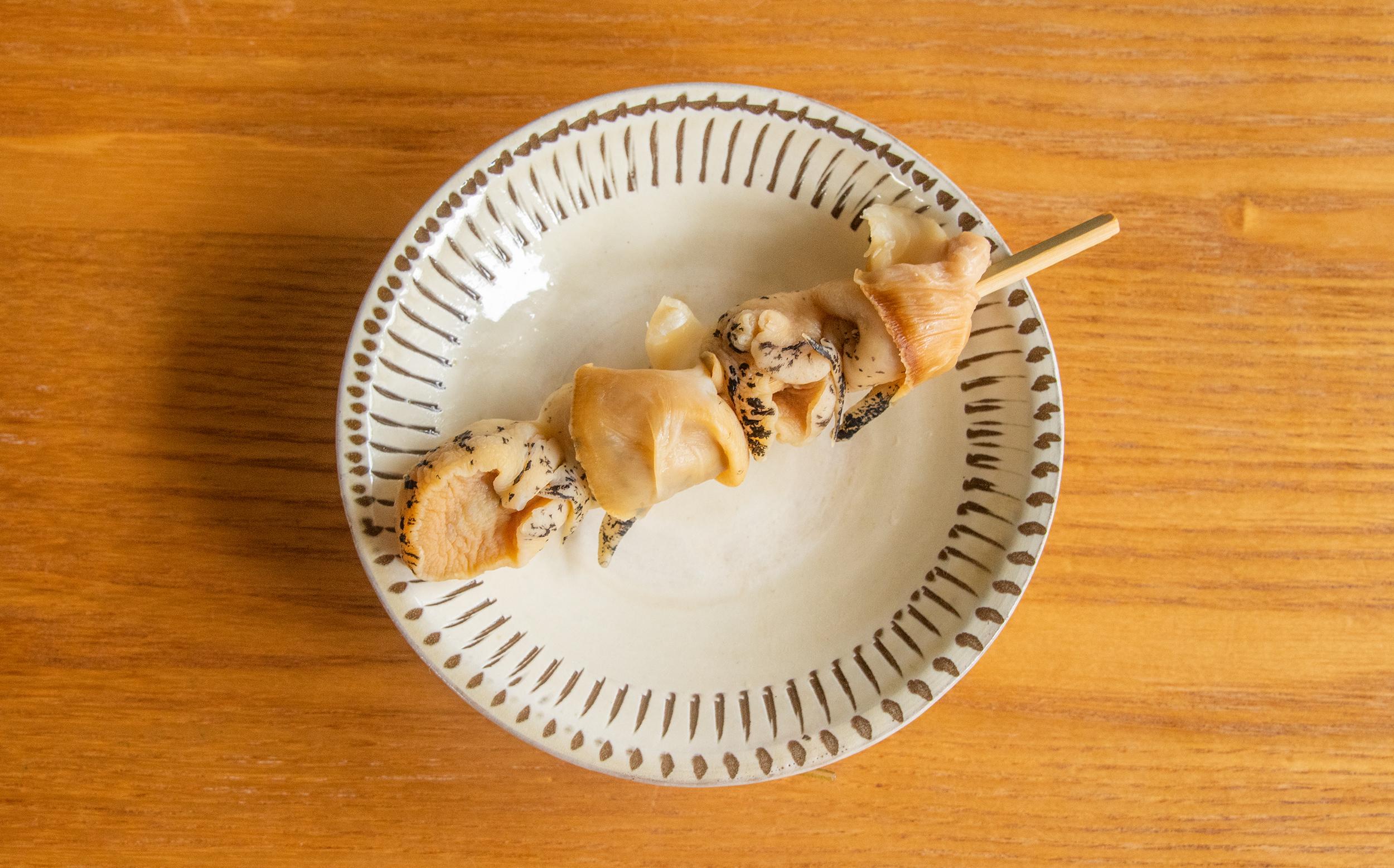 九州屋蒲鉾店(荒川区 東尾久)おでん種:つぶ貝