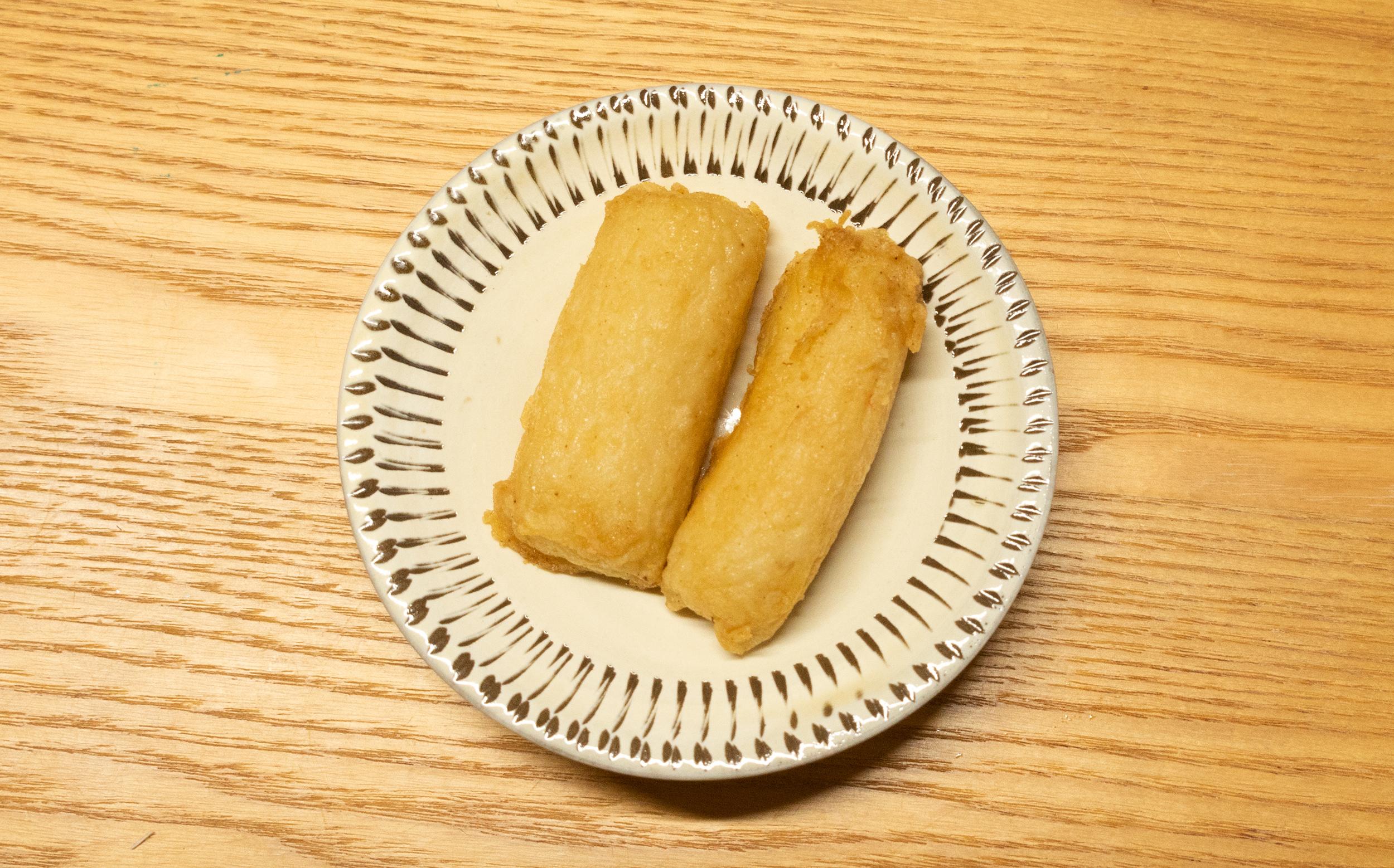 丸忠かまぼこ店(葛飾区 立石) おでん種:チーズ巻