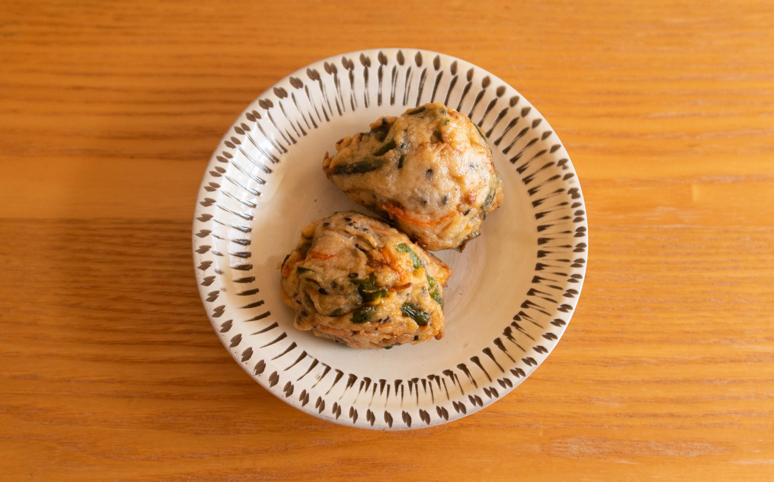 丸健水産(北区) おでん種:スタミナ揚げ