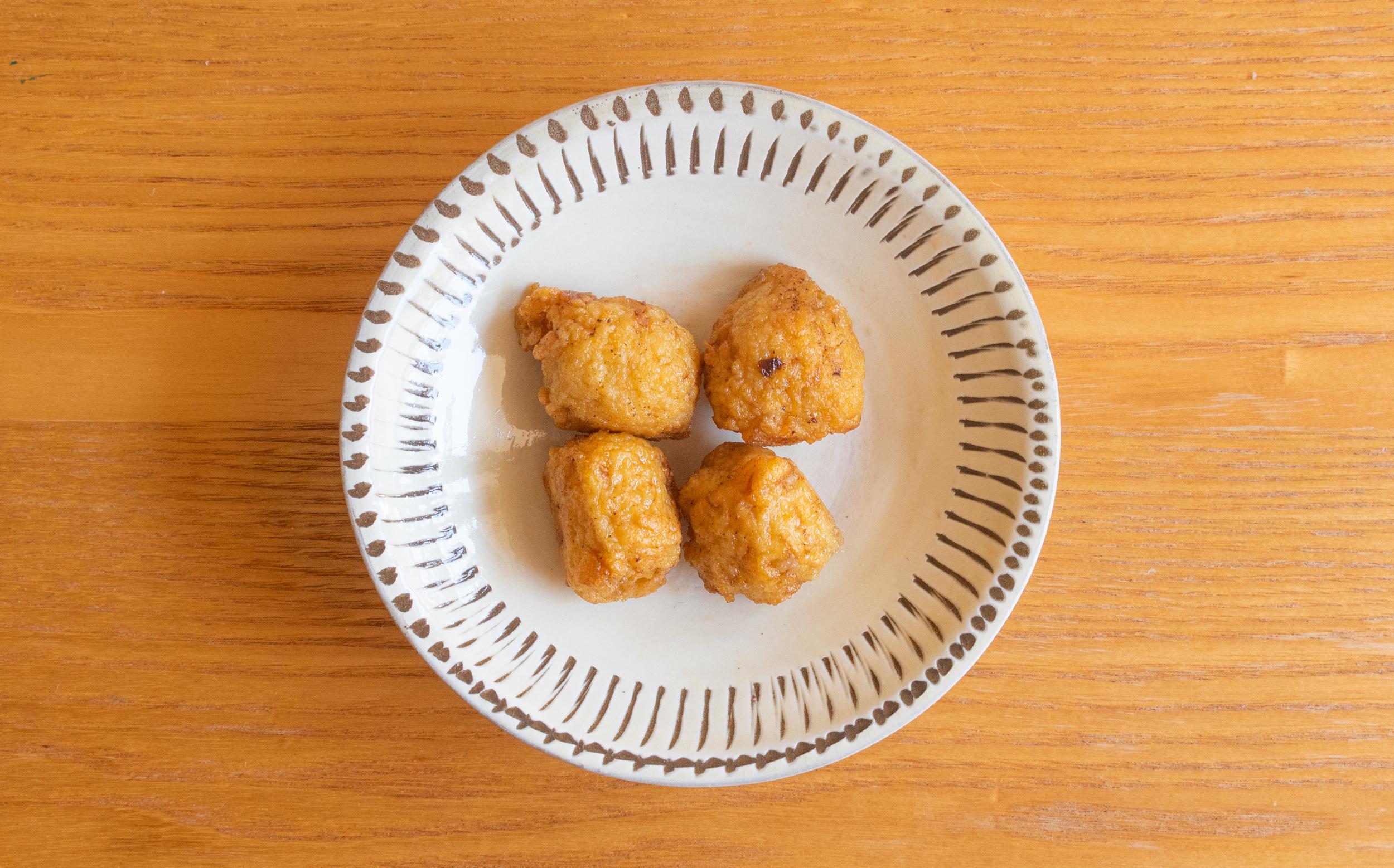 増田屋蒲鉾店(葛飾区 鎌倉) おでん種:カレーボール