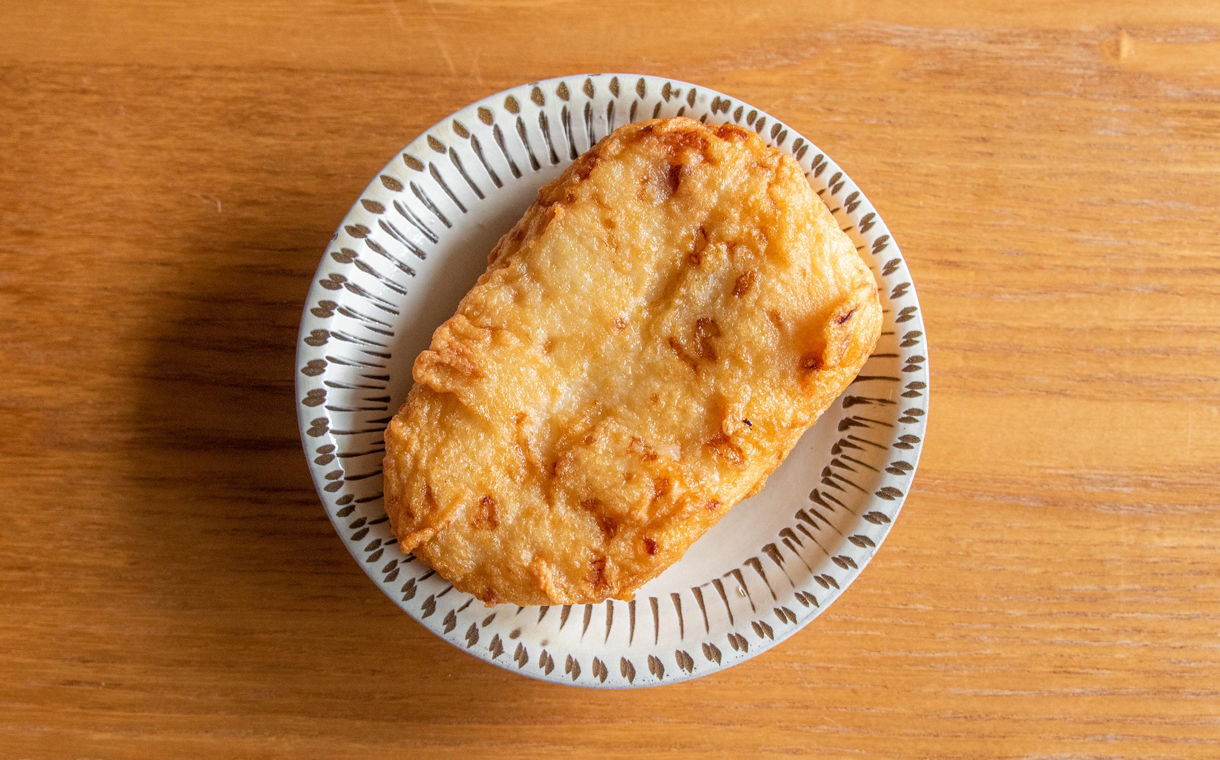 増田屋(葛飾区立石)のおでん種:肉イカ