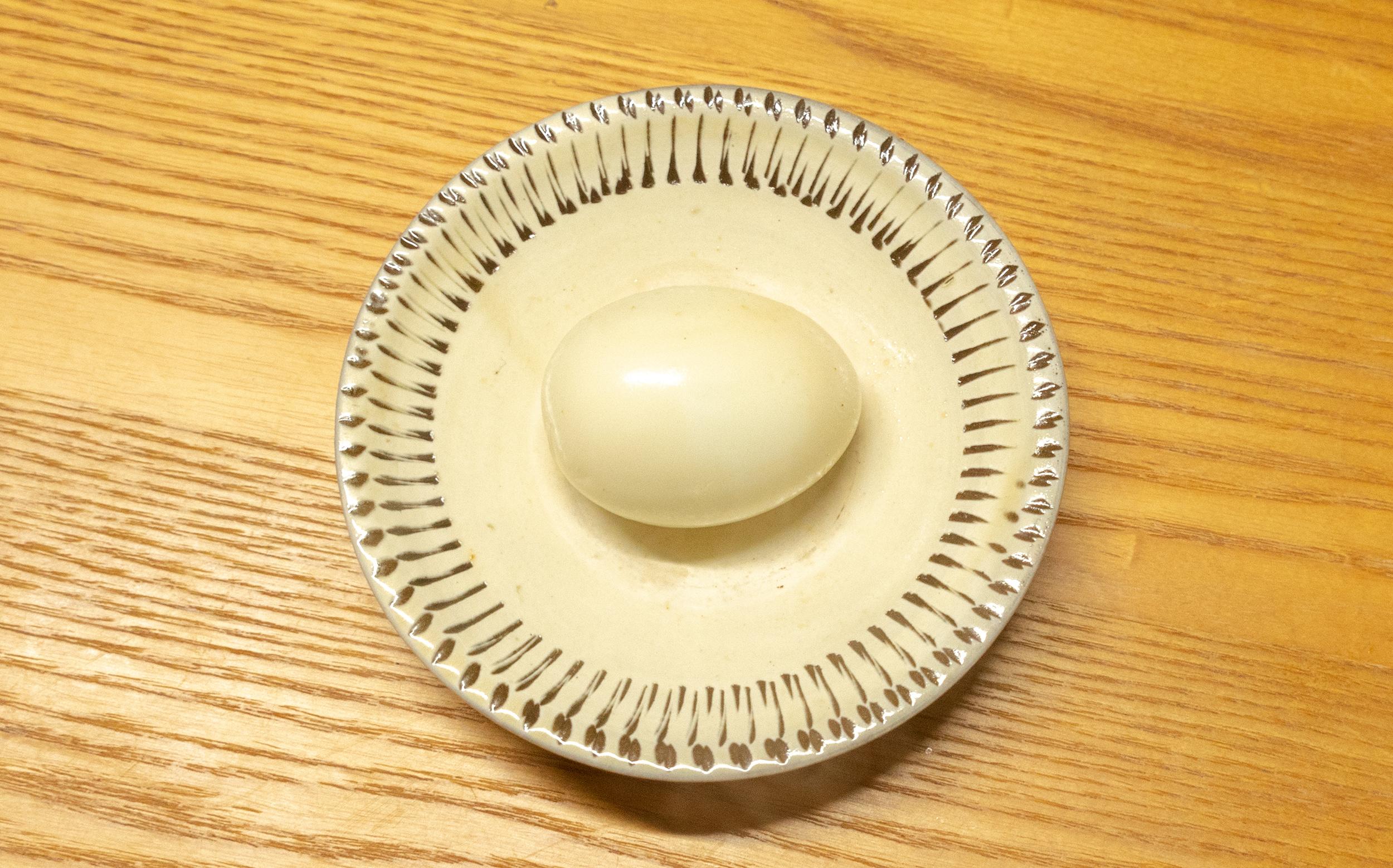 おでん種:玉子