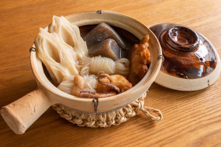 東京都足立区千住河原町:山栄食品のおでん